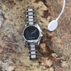 Never worn Michael Kors access watch.